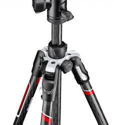 Manfrotto Befree Travel trepied foto carbon