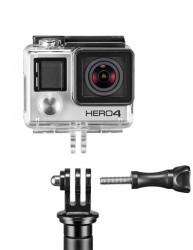 Manfrotto Selfie Stick telescopic cu prindere GoPro 30-58cm