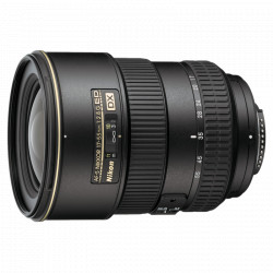 Nikon 17-55mm f/2.8G IF-ED AF-S DX NIKKOR
