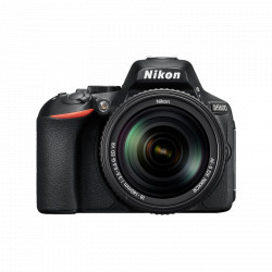 Nikon D5600 Kit 18-140mm VR (black)