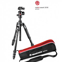 Manfrotto Befree Advanced Kit Trepied Foto Twist