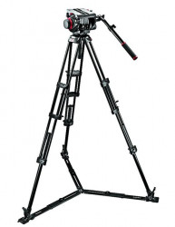 Manfrotto kit trepied video 509HD,545GBK