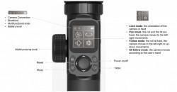Manfrotto MVG220 stabilizator gimbal motorizat pe 3 axe (incarcare max 2.2kg)