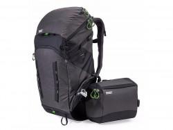 MindShift Rotation180 Horizon - Charcoal - rucsac de calatorie cu borseta foto