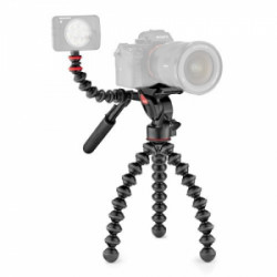 Pachet Joby GorillaPod 3K Video PRO minitrepied video+Manfrotto LED Lumimuse 3