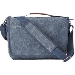 Think Tank Retrospective Laptop Case 15L Blue Slate - geanta laptop