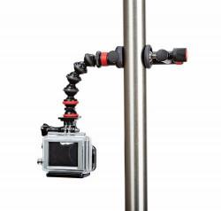 Joby Action Clamp menghina cu brat de prindere pentru GoPro