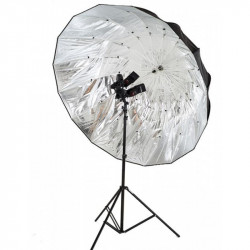 Lastolite Mega Umbrela Silver Parabolica 157cm