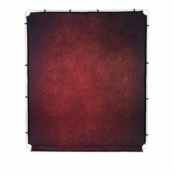 Manfrotto EzyFrame Fundal 2 x 2.3m Crimson