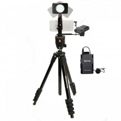 Manfrotto Kit pentru Fitness Vlog LED8 Wireless