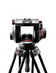 Manfrotto kit trepied video 509HD,545BK