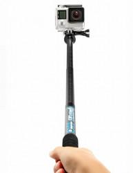 Manfrotto Selfie Stick telescopic cu prindere GoPro 30-88cm