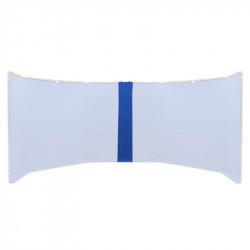 Lastolite Kit de conectare pentru panouri Chroma Key albastru 3m