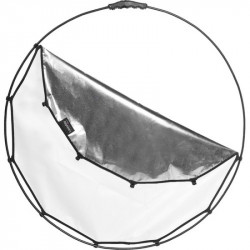 Lastolite Kit Reflector HaloCompact Silver White 82cm