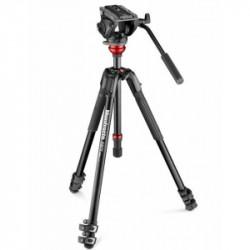 Pachet Manfrotto MVK500190XV Kit trepied video Mirrorless+Husa