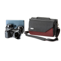 Think Tank Mirrorless Mover 25i - Deep Red - geanta foto