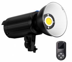 Tolifo Lampa foto-video Led 5600K 100W cu prindere Bowens cu stativ