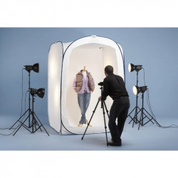 Lastolite Cort compatibil fotografie de persoane 1.5x1.5x2.10m