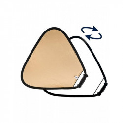 Lastolite Kit Reflector Trigrip Gold White 75 cm