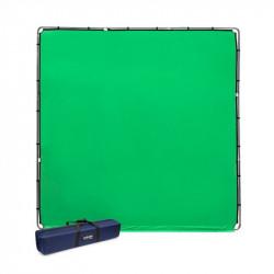 Lastolite StudioLink Kit Chroma Key verde 3x3m