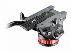 Manfrotto MVH502AH cap video flat base