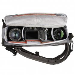MindShiftGear PhotoCross 13 Backpack - Orange Ember - rucsac foto