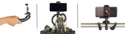 Joby GripTight Action Kit minitrepied flexibil cu telecomanda si microfon