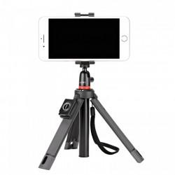 Joby TelePod Mobile Minitrepied telescopic pentru smartphone cu telecomanda si lavaliera