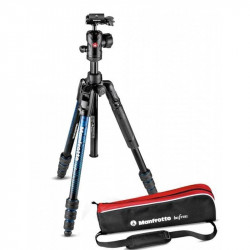 Manfrotto Befree Advanced Kit Trepied Foto Twist Blue