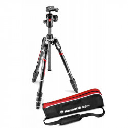 Manfrotto Befree Travel trepied foto din carbon