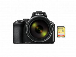 Nikon COOLPIX P950 + SD CARD