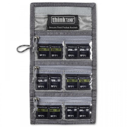 ThinkTank Secure Pixel Pocket Rocket -black- husa pentru carduri
