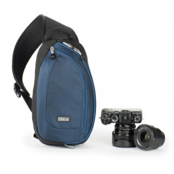 ThinkTankPhoto TurnStyle 5 V2.0 (Blue Indigo) - rucsac foto cu o singura bretea