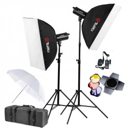 Tolifo Set Blit Foto 300W Start-up Complet