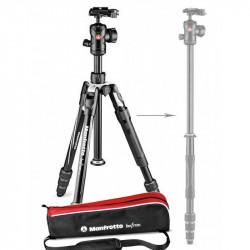 Manfrotto Befree 2N1 Twist trepied cu transformare in monopied