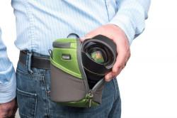 ThinkTank Lens Case Duo 20 Green - toc obiective