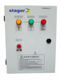 Stager YPN20063F12S automatizare monofazata 63A, 12Vcc, protectie 115800YPN20063F12S
