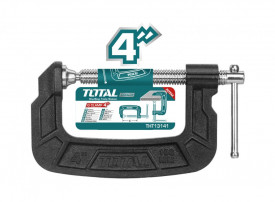 """TOTAL - Clema G - 4"""" (INDUSTRIAL)"""