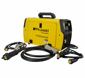 ProWELD MIG-200GD LCD invertor sudare MIG/MAG, profesional