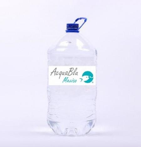 Agua Bidestilada 10 Litros Incluye envase de Pet