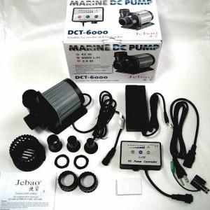 Jebao Water Pumps Modelos DCT / DCS