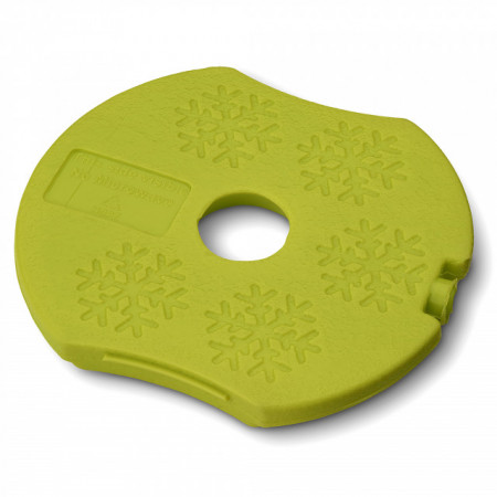 Caserola compartimentata N'Ice Box cu disc racire, Carl Oscar, 0.3l, lime