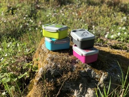 CARL OSCAR Wisdom N'Ice Box™ caserola cu pastila de racire culoare mov / IUBIRE