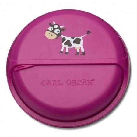 CARL OSCAR - caserola compartimentata SnackDISC™ mov