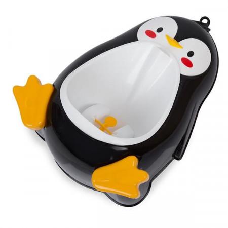 Pisoar in forma de pinguin pentru baieti