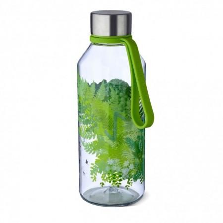CARL OSCAR sticla din Tritan™ WisdomFlask verde