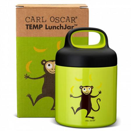 Termos pentru mancare bebelusi, etans, Carl Oscar, lime