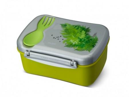 CARL OSCAR Wisdom N'Ice Box™ caserola cu pastila de racire culoare lime / NATURA