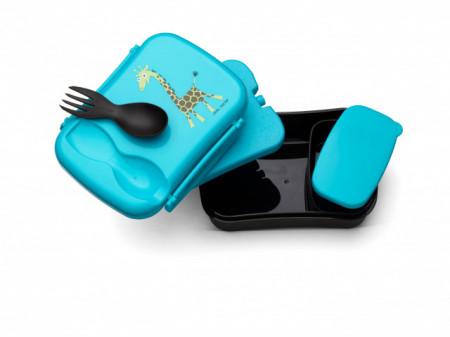 Caserola cu pastila de racire N'Ice Box, Carl Oscar, bleu