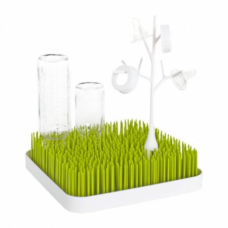 Accesoriu uscare vase bebelusi, Twig, alb, de la BOON